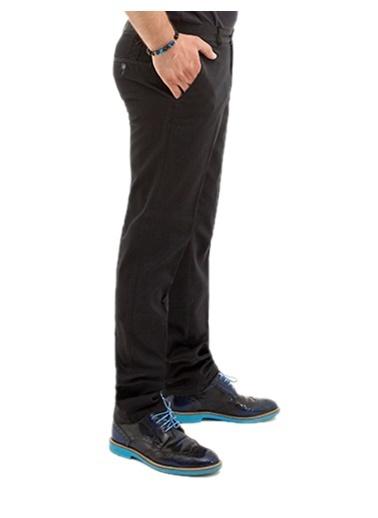 Comienzo Kanvas Pantolon Siyah
